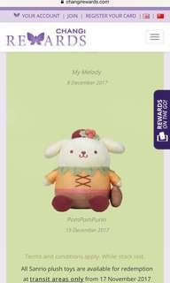 PomPomPurin stuffed toy