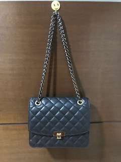 Authenthic Charles and keith (two way bag)
