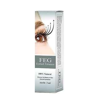 Eyelashes enhance serum