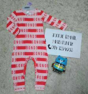 Bonds Wondersuit 6-12m