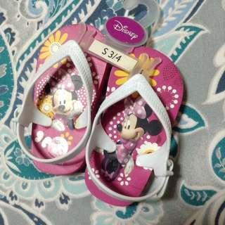 Minnie mouse slipper