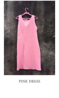 SALE! Pink Casual/Formal Dress