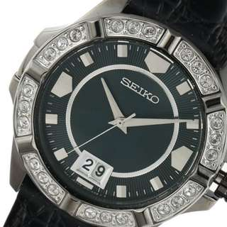 Seiko Quartz Crystals SUR805 SUR805P1 SUR805P Women's Watch