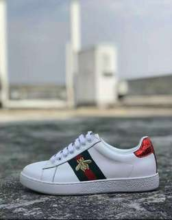 Gucci 鞋 波鞋 小白鞋 休閒風