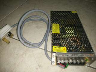 Power Supply 12v 12.5A