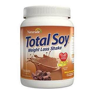 Total soy代餐 朱古力味 (全新)