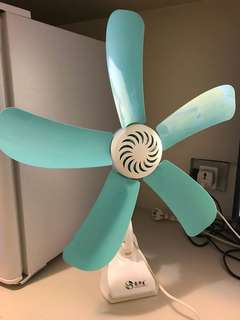 小型電風扇