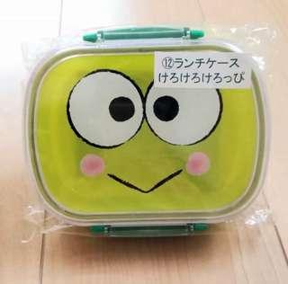 Keroppi 一番賞 食物盒