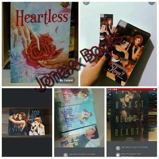 I'M Looking for this books (Jonaxx)