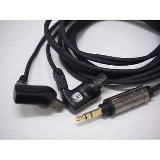 Ultimate Ears SuperFi 3 UE SF3 + FiiO Cable