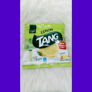 TANG lemon flavor