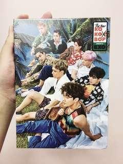 [ SEALED ] EXO 'The War' Korean B Ver