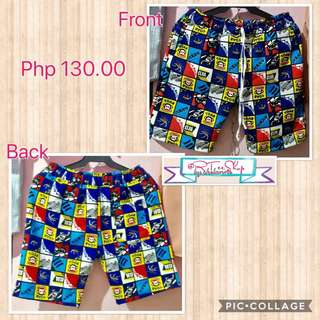 Short for Male with pocket