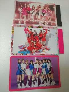 Twice 日專團卡
