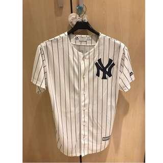 MLB 洋基球衣L號(青年版)