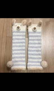 Gelato Pique baby leg warmers