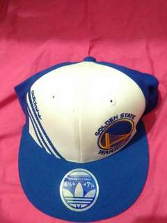 Golden State Warriors Adidas Cap