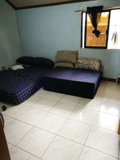ROOM for rent in cubao for Ladies or Male 16 sqm 2-3 persons