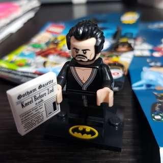 LEGO 71020 - Batman Movie series 2 - minifigure #17 Zod