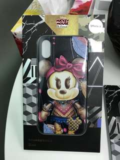 Minnie Mouse iPhone X Case