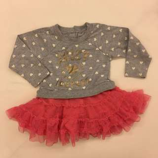 Juicy Couture Tutu Dress