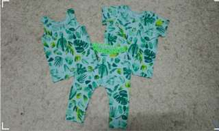 Set Chesty Legging 6-12m