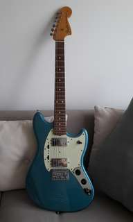 Fender Mustang Pawnshop Special