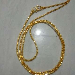 Lapisan emas