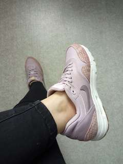 Nike Air Max 1 Purple Nude Pink