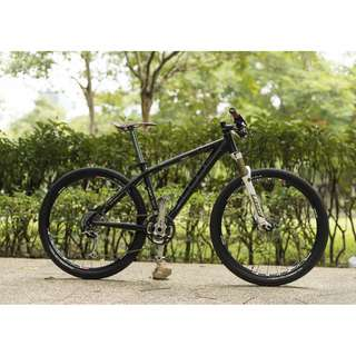 10.5 KG, Cube LTD XC Lightweight Racing XC MTB (27.5 frame)