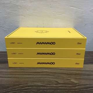 MAMAMOO-Yellow Flower Unsealed Album
