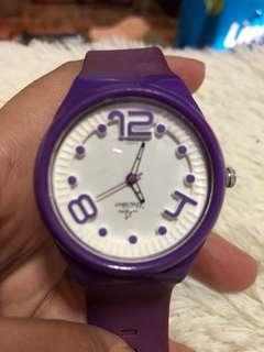 Silverworks watch