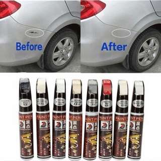 8 Colors 12ml New Professional Car Paint Repair Pen Waterproof Fix It Pro Clear Car Scratch Remover Painting Pens