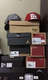 Sneakers dan Boot
