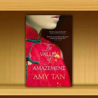 BN - The Valley of Amazement By Amy Tan