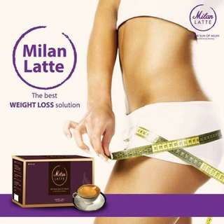 2Box Milan Latte = 1 month supply