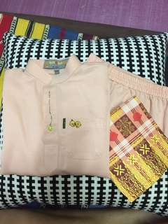Baju Melayu Ipin Upin