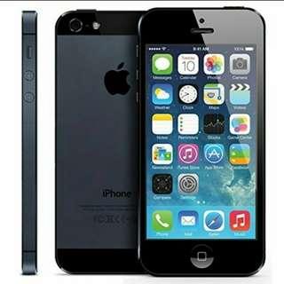 WTT/WTB My iPhone 5 (32GB + Black)