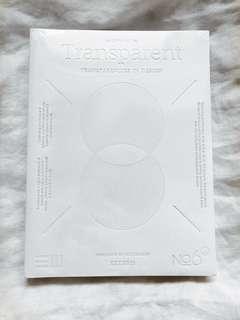 Palette No.6 Transparent: Transparencies in Design Book