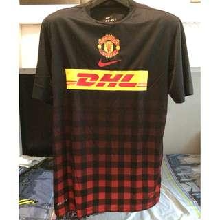 Manchester United Nike Dri-Fit Shirt, M
