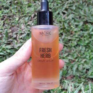 NACIFIC Fresh Herb Origin Serum 98%