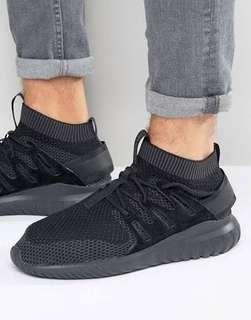 Adidas Tubular Nova Primeknit Triple Black 42 2/3