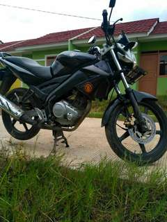 Motor Vixion Thn.2012