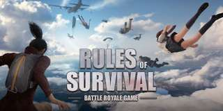 Rules of survival boosting