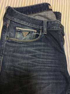 Repriced Original Guess Jeans