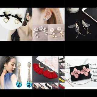 Giveaway Anting Lucu