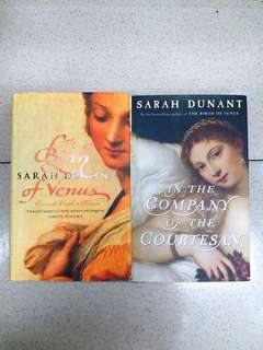 The Birth of Venus/In the Company of a Courtesan by Sarah Durant