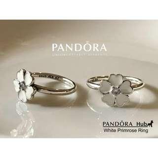 Winter Primrose Ring