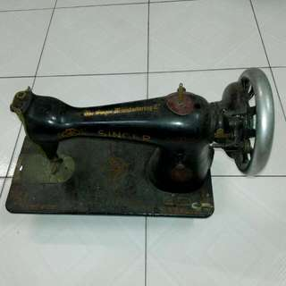 Singer Sewing Machine Vintage 4