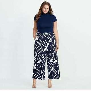 🔴Terno  top and pants